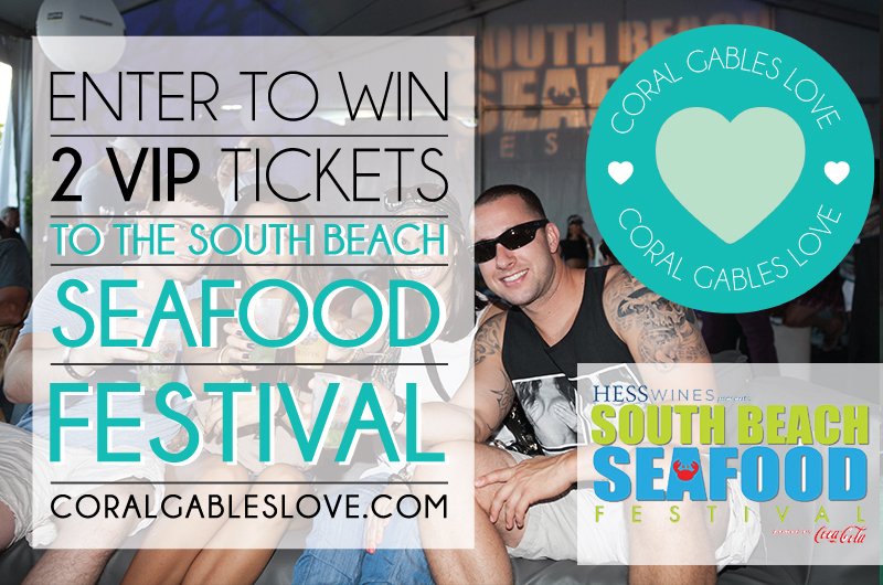 South Beach Seafood Festival Discount
