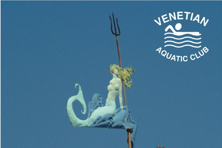 Venetian Aquatic Club 55 Years Of Service New President