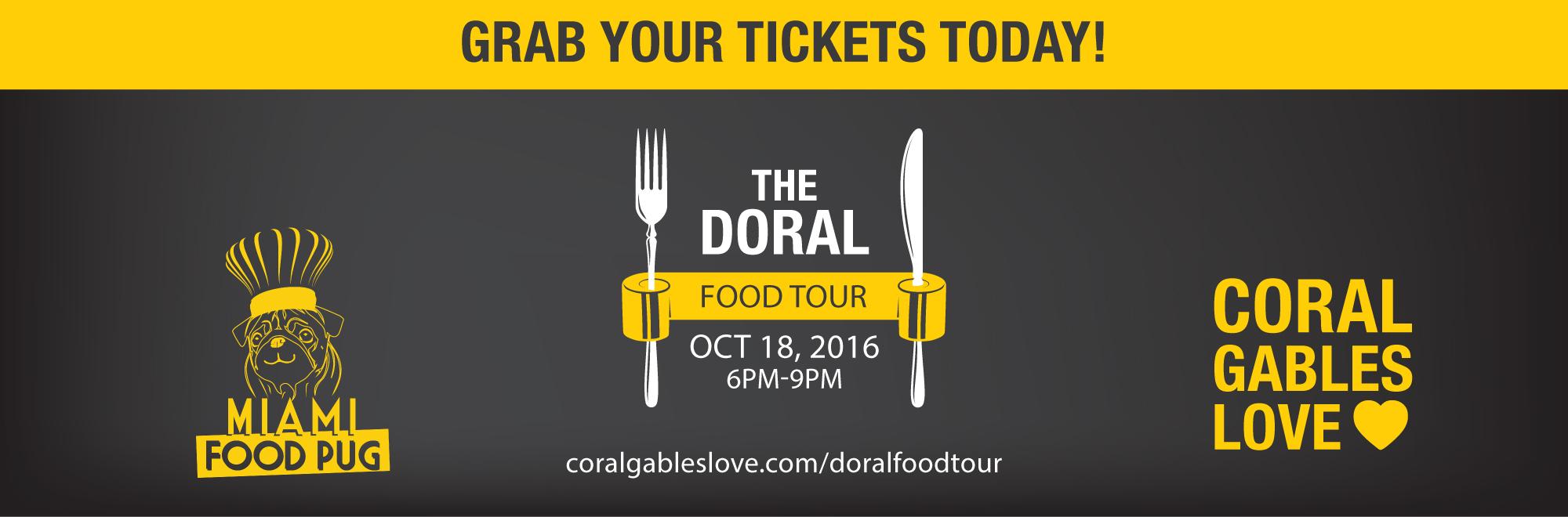 Doral Food Tour October 2016