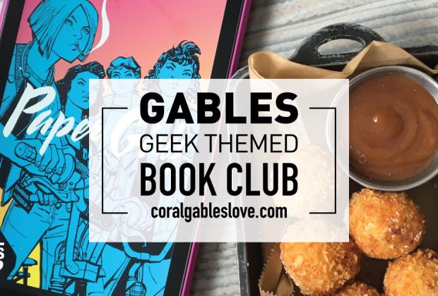 Coral Gables Geek Themed Book Club