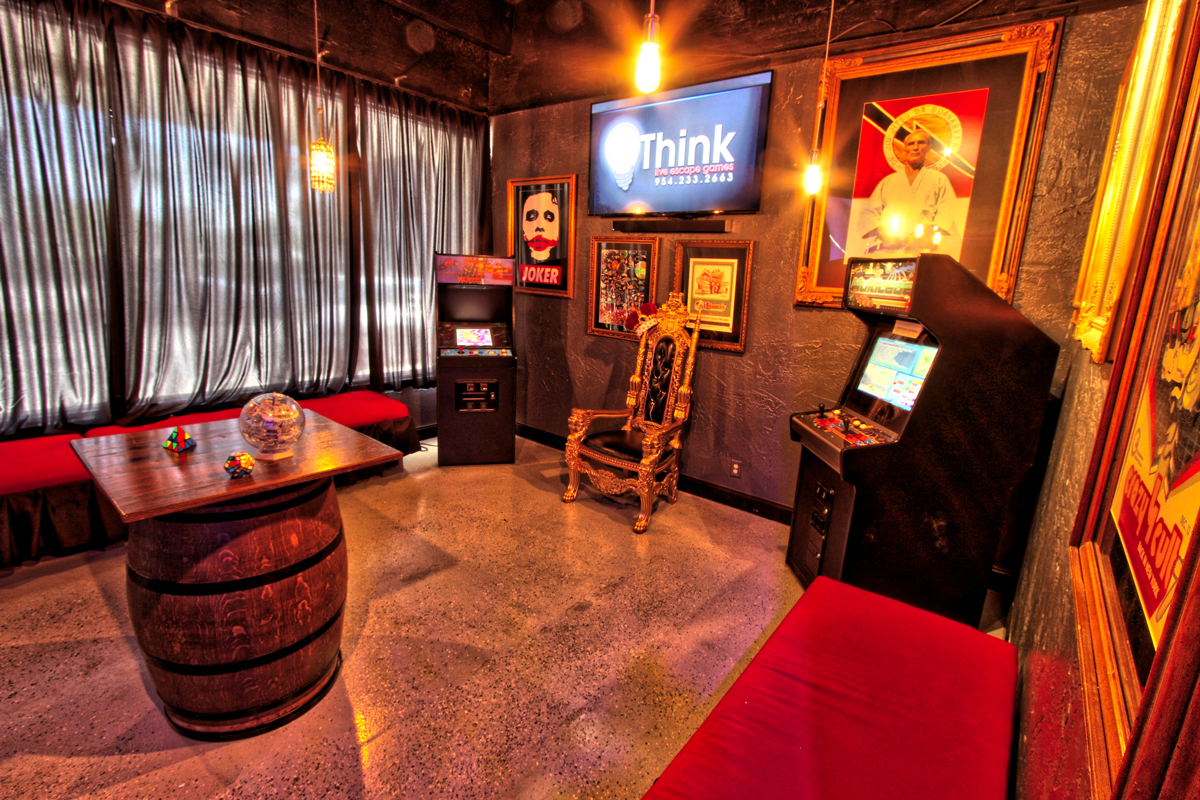 Our Escape Room Adventure At Think Escape Games Coral